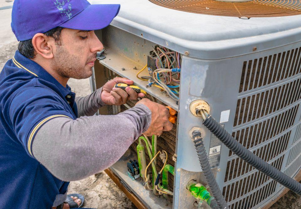 AC Repair or Replacement?
