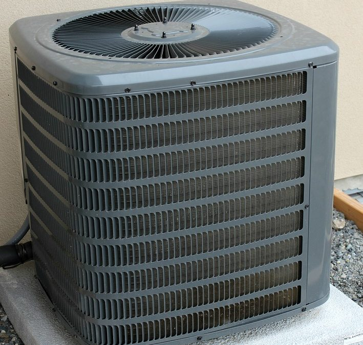 An AC unit that is no longer cooling this home